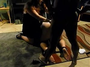 BBC AND HUBBY SLAVE
