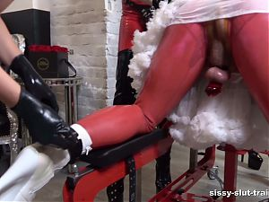 A GangBang for the Sissy Slut
