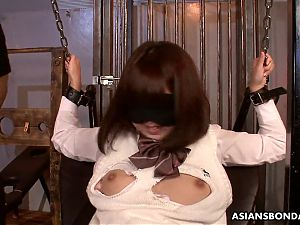 Nene Masaki was squirting while cumming the other day